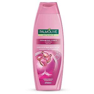 Shampoo Palmolive Ceramidas Force Ceramidas e Pró Vitaminas B5 350ml