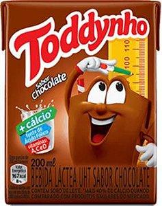 Toddynho Chocolate Beb. Lactea 200ml