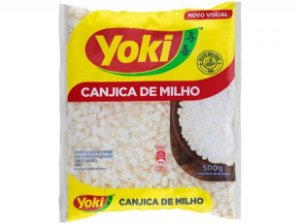 Canjica de Milho Yoki 500g