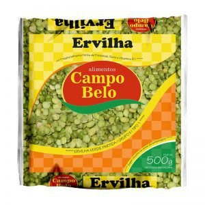 Ervilha Campo Belo 500g