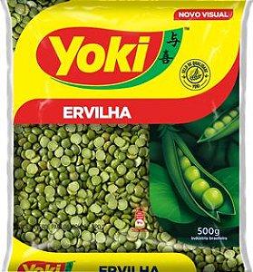 Ervilha Verde Partida Yoki 500g