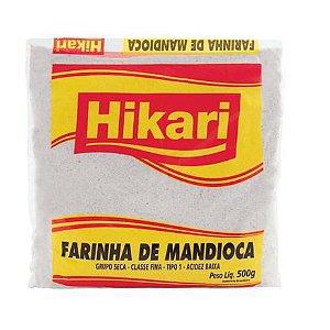 Farinha de Mandioca Hikari 500g