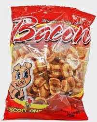 Salgadinho Biscoitone Sabor Bacon 90g