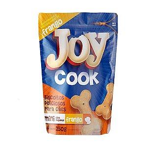 Biscoito Para Cães Joy Cook Sabor Frango 250g