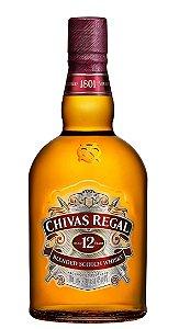 Whiskey Chivas Regal 12 Anos 1 Litro