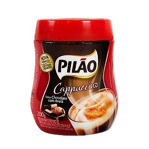 Cappuccino sabor Chocolate com Avelã Pilão 200g