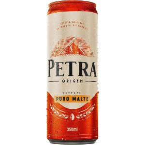 Cerveja Petra Puro Malte 350ml
