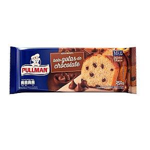 Bolo Gotas de chocolate Pullman 250g