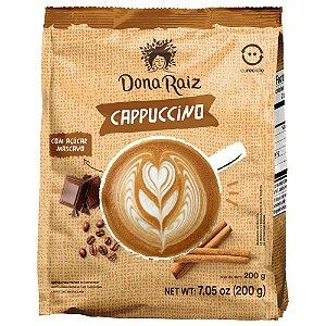 Cappuccino Dona Raiz com Açúcar Mascavo 200g