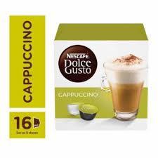 Café Em Cápsula Dolce Gusto  Cappucino  Nescafé  188g