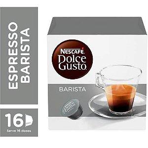 Café Em Cápsula Dulce Gusto Nescafé  Barista 120g