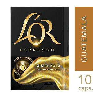 Café Em Cápsula Lor  Guatemala Espresso 52g