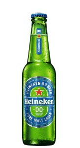 Cerveja Heineken Long Neck 0,0 Àlcool  330ml