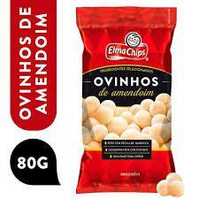 Amendoim Ovinho Elma chips 80g