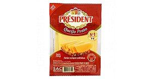 Queijo Prato Fatiado Presidente 150g