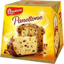 Panettone Frutas Bauducco 500g