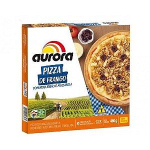 Pizza De Frango  Aurora 440g