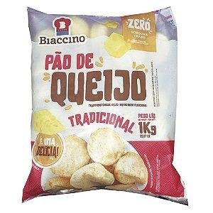 Pão De Queijo Tradicional Biaccino 400g