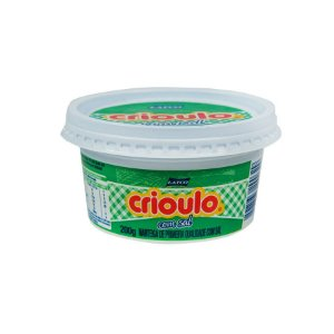 Manteiga Crioulo C/Sal 200g