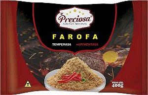 Farofa Temperada Apimentada Preciosa 400g