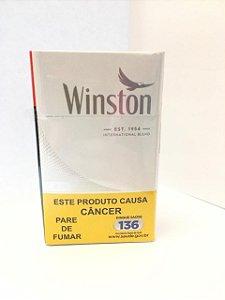 Cigarro Winston Silver