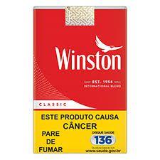 Cigarro Winston Classic