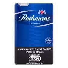 Cigarro Rothmans Silver