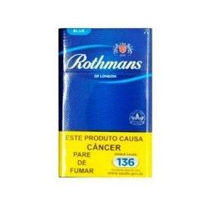Cigarro Rothmans Blue Box