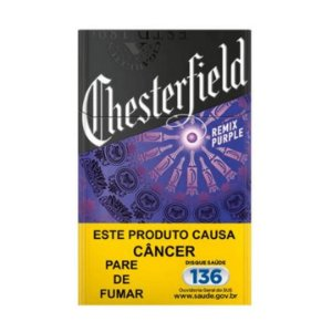 Cigarro Chesterfield Remix Purple