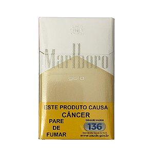 Cigarro Box  Marlboro Gold