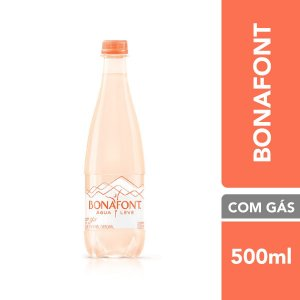 Agua Bonafont C/Gás  500ml