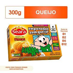 Empanados Com Queijo Turma Da Monica Seara 300g