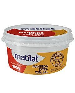 Manteiga Extra Sem Com Matilat  200g