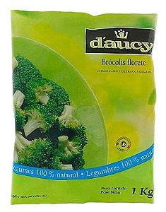 Brócolis Congelado Daucy 1 kg