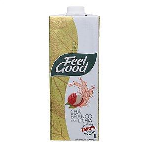 Chá  Branco  Sabor Lichia   Feel Good  1L
