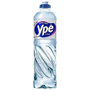 Lava Louças Detergente Clear Ypê 500ml