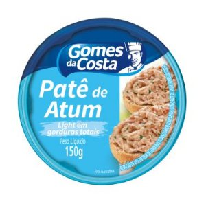 Pate De Atum  Light 150g
