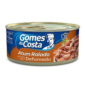 Atum Ralado Em Oleo Comestivel Sabor Defumado 170g