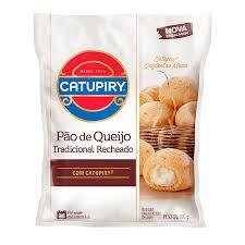 Pão de Queijo Catupiry 390g