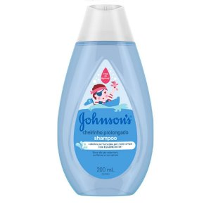 Shampoo Johnson´s Baby Cheirinho Prolongado 200ml
