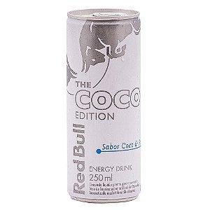 Energético Red Bull Energy Drink The Coco Edition - Coco e Açaí - 250ml