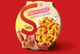 Mac´n Cheese  Bacon  Sadia