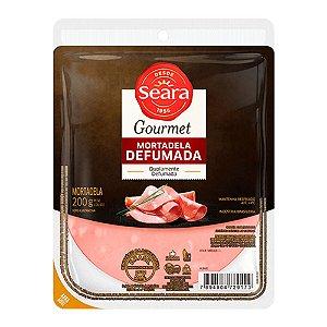 Mortadela Defumada Gourmet Seara 200g