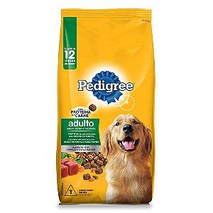 Ração para Cachorro Adulto sabor Carne e Vegetais  - Pedigree 1 Kg