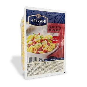 Massa Mezzani Capeletti Carne 400g