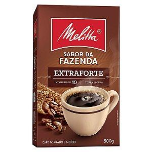 Café Sabor da Fazenda Extra Forte Melitta 500g
