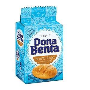 Fermento Biológico Dona Benta 125g