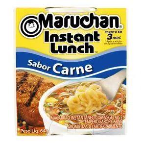Maruchan Instant Lunch Sabor Carne 64g