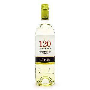 Vinho Sauvignon Blanc Santa Rita 120 750ml