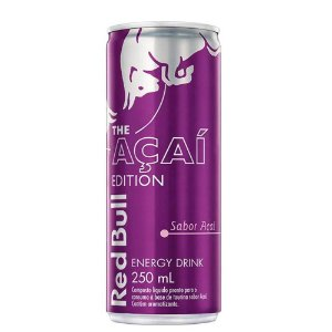 Red Bull Energy Drink Edition Açai 250ml